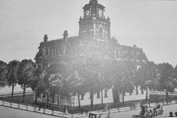 Dallas County Courthouse 1881-1890