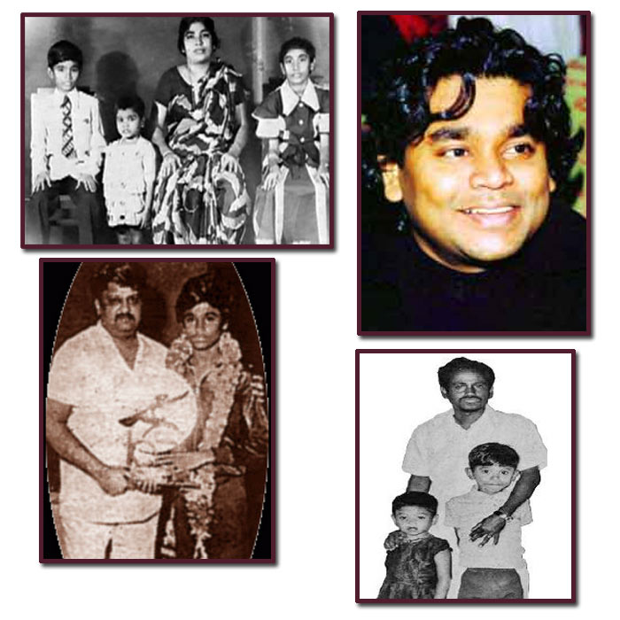 AR Rahman Rare Photos