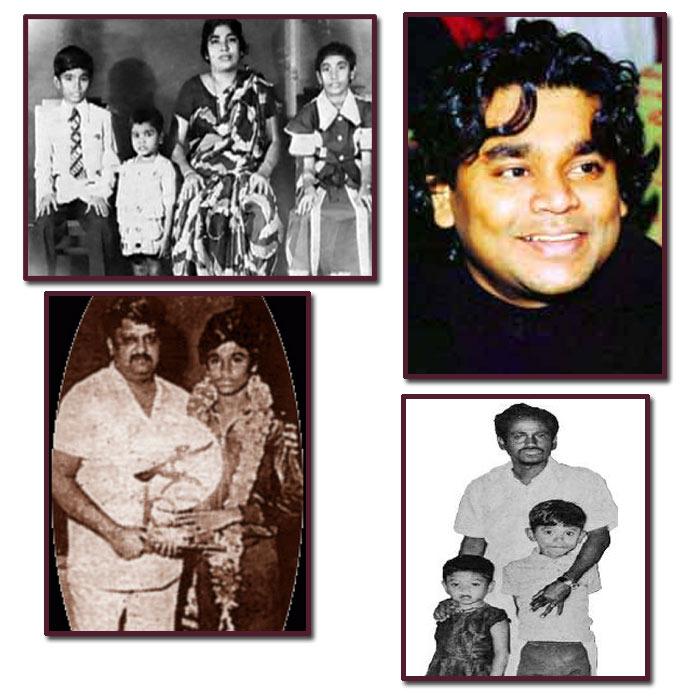 AR Rahman Rare Photos
