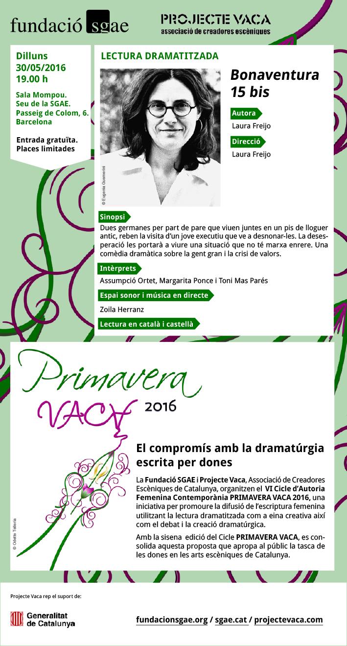 Bonaventura 15 bis