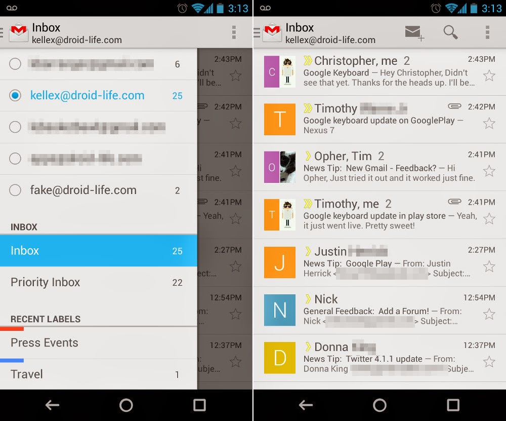 how to change signature in gmail on galaxy s4