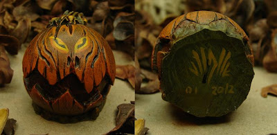 The Blot's October Ch'Orb Resin Figure by ValleyDweller