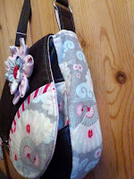 Lotte Handtasche von der Seite
