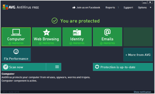 AVG Anti Virus Terbaru Bulan Juli 2015
