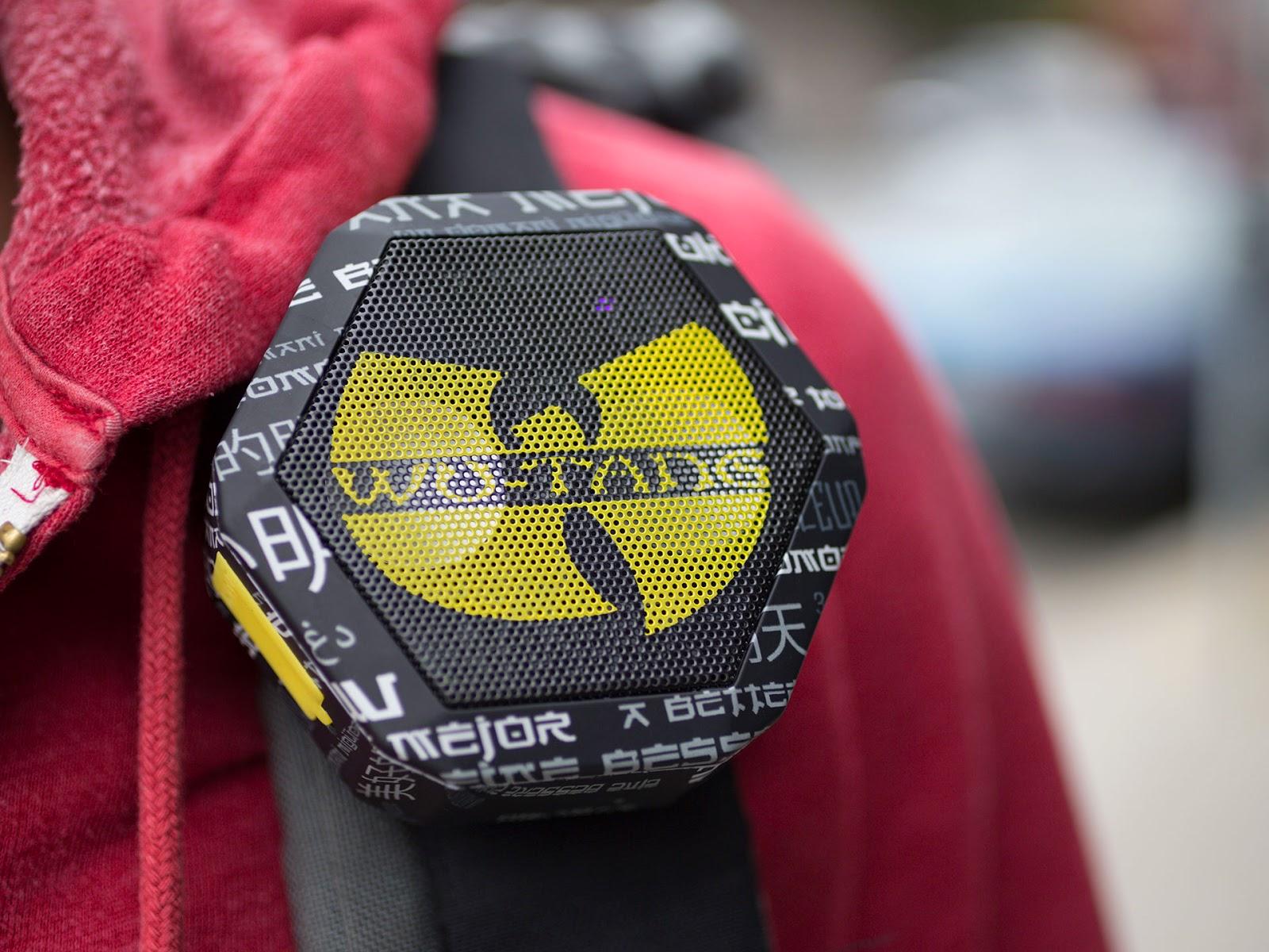Wu-Tang Clan Boombotix REX speaker image
