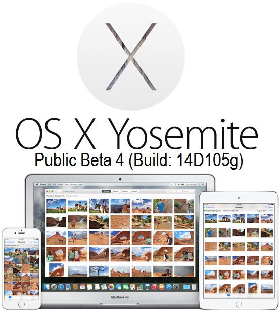 Download OS X Yosemite 10.10.3 Public Beta 4