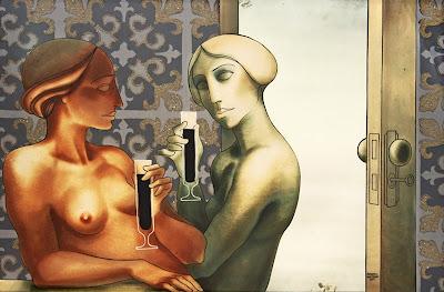 Juarez Machado 1941 - Brasilian Art Déco painter - Tutt'Art@