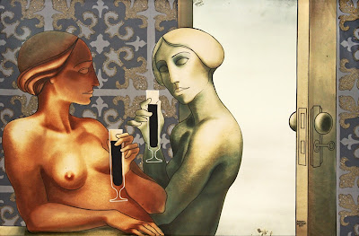 Juarez Machado 1941 - Brasilian Art Déco painter - Tutt'Art@