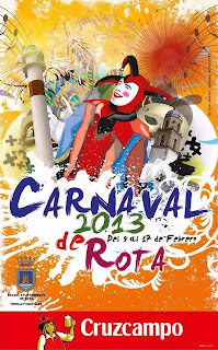 Carnaval de Rota 2013 - Rafael Verano