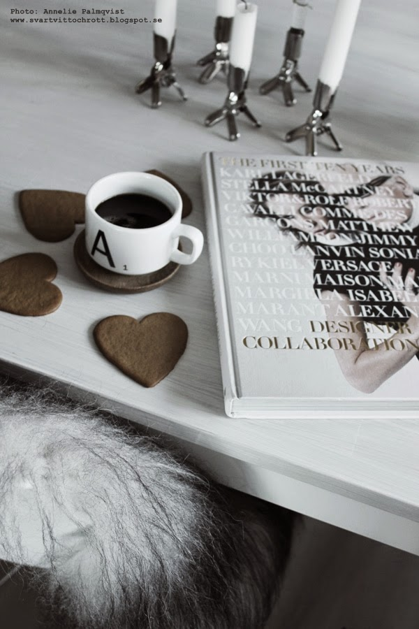 H&M The forst ten years, samarbete designers. bok, snygga böcker, design collaboration, hennes & Mauritz