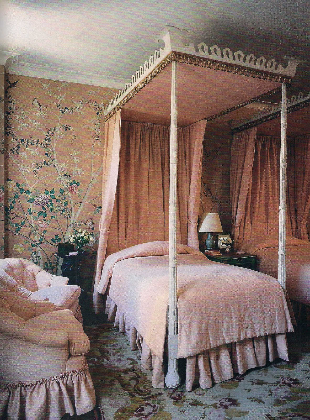 Marks And Spencer Hastings Bedroom Furniture The Devoted Classicist Michael Taylor For Nan Kempner