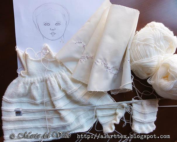 Grace Columbian doll design