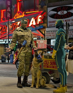 kick-ass 2 jim carrey aaron johnson