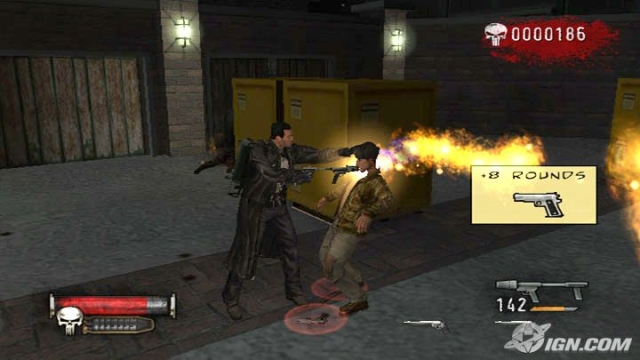 The Punisher PC Full Español DVD5 ISO Descargar