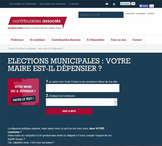http://www.contribuables.org/argus-des-communes/