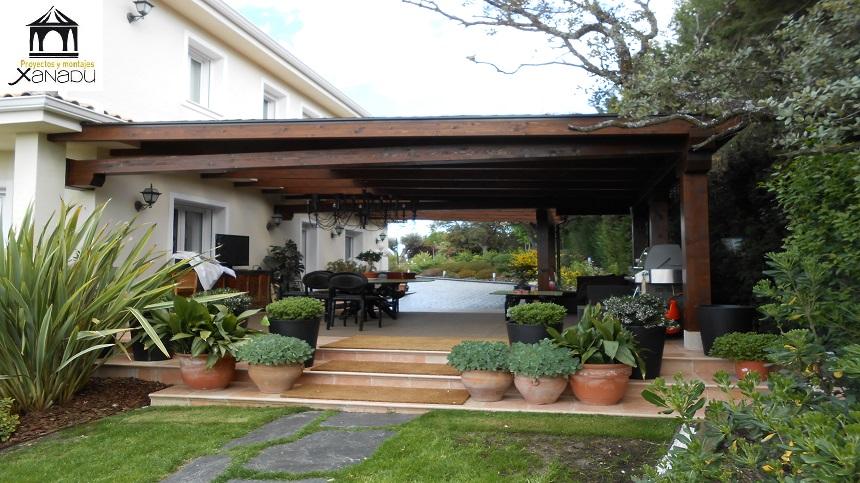 El blog de inmobiliaria cantabria porches espacios - Imagenes de porches ...