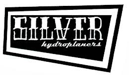 SILVER HYDROPLANER