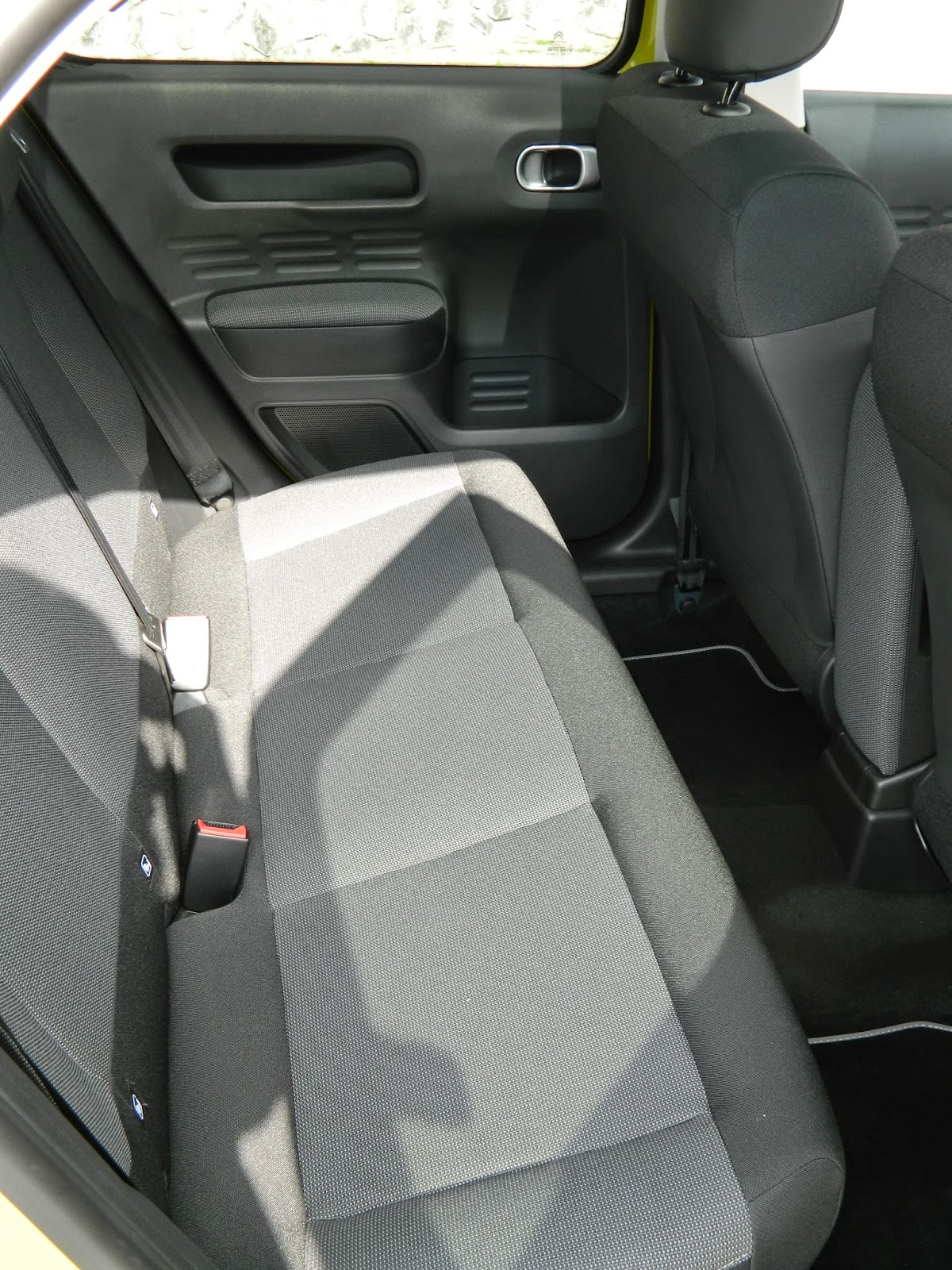 Citroen C4 Cactus Rear Bench Seat