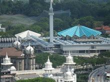Kaunter tetap setiap jumaat - Masjid Negara