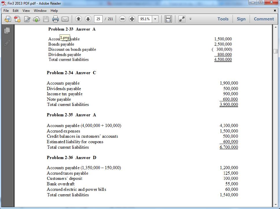 Financial Accounting Of Valix
