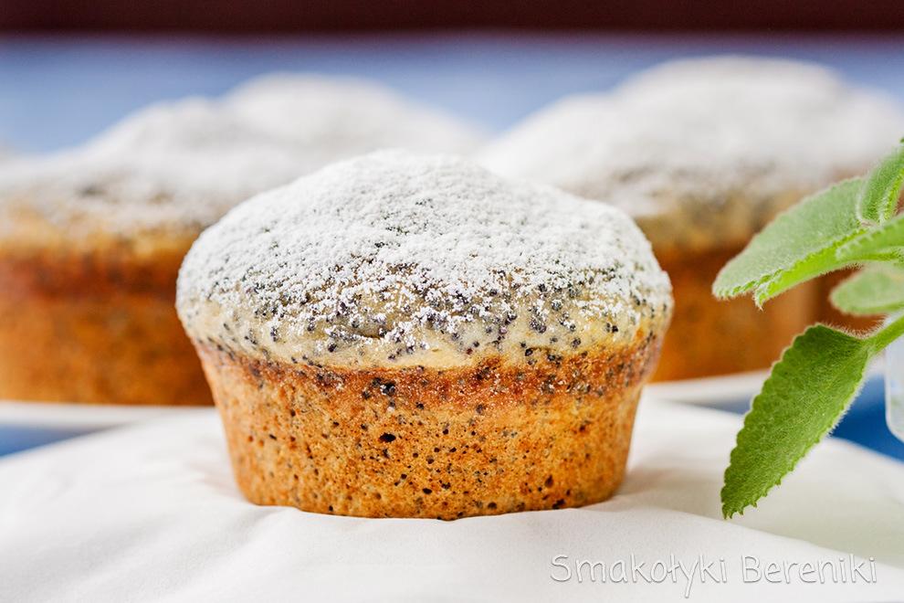 Babeczki muffiny bez użycia miksera