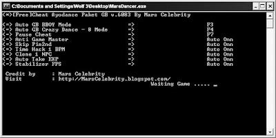 Auto GB BBOY , C8 Mode v.6083 By Mars Celebrity ( 3Sc )