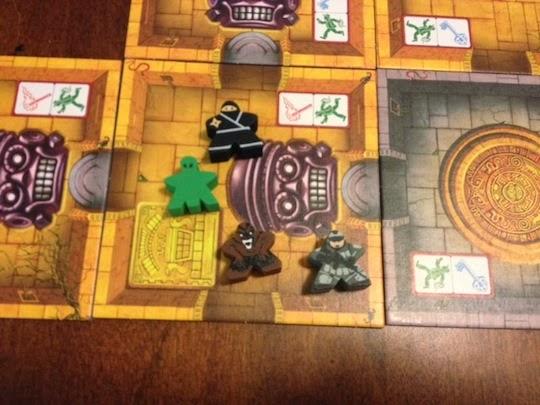 Escape Curse of the Temple