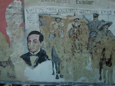 Pancho Villa Headline