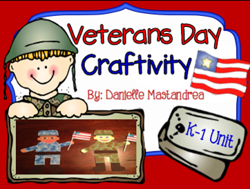 http://www.teacherspayteachers.com/Product/Veterans-Day-Craftivity-965274