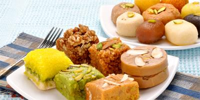 Sweets - How to Avoid Festive Binging