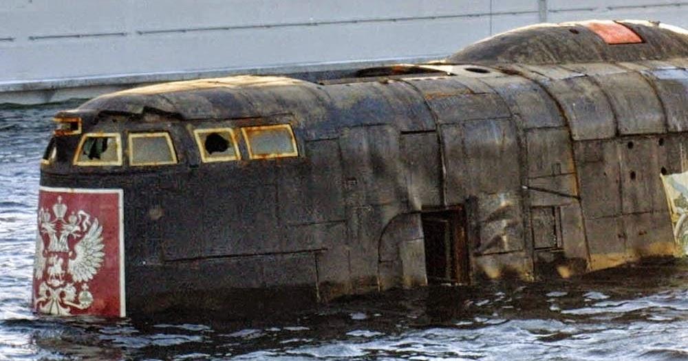 тонущая подводная лодка сонник