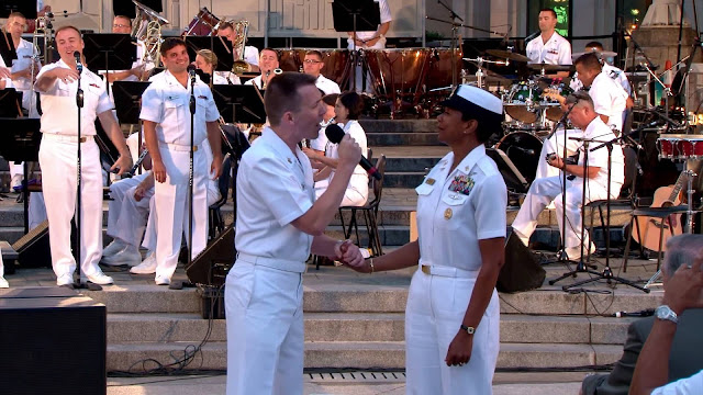 Amazing! The U.S Navy Singing The Lord's Prayer In Perfect Swahili (Video)