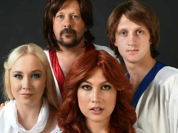 Show is gold for Ipswich ABBA fans