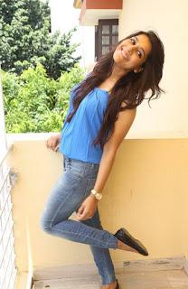 Actress Rashmi Gautam Pictures in Jeans at tur Talkies Movie Press Meet   (24).jpg