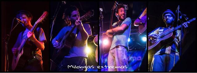 Milongas Extremas [Música] ... ¡Vámonos!