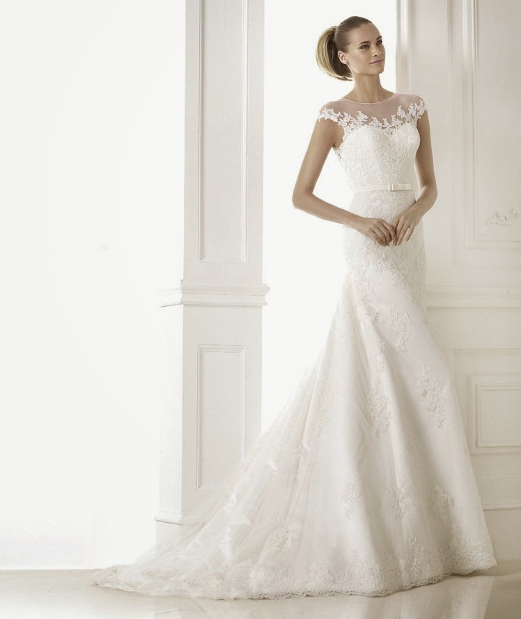 nouveaut s robes de mari e la pr collection pronovias