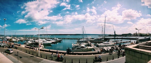 Bournemouth Harbour