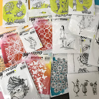 Carabelle Studio Stamps