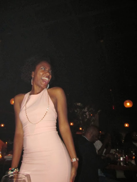 Birthday girl - Birthday at Stk Atlanta - Magnum Mondays - The City Dweller