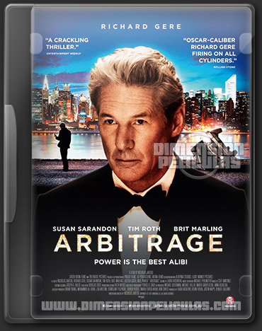 Arbitrage (DVDRip Ingles Subtitulado) (2012)