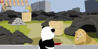 Juegos de kunfu panda vs pinguinos de madagascar