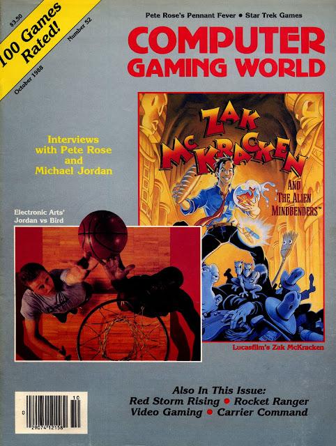 52 Computer Gaming World Computer Gaming World Issue