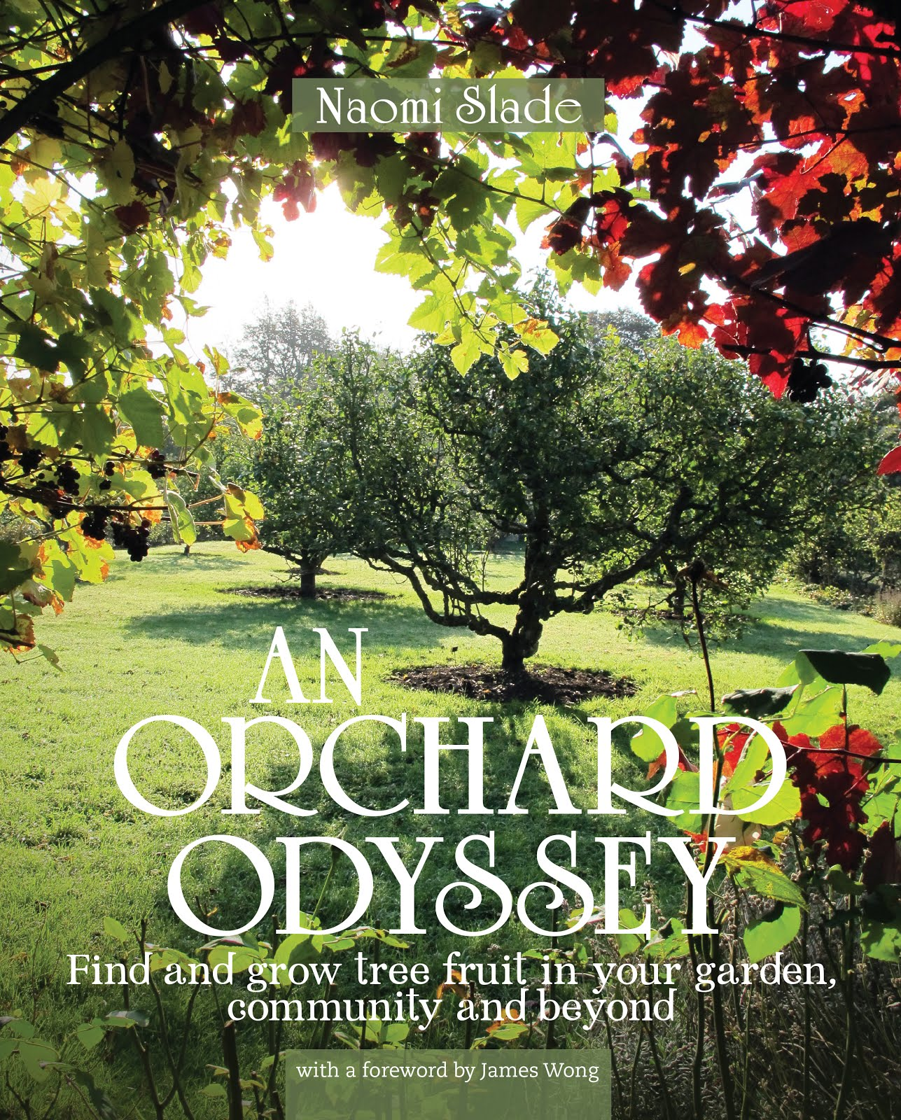New book: An Orchard Odyssey