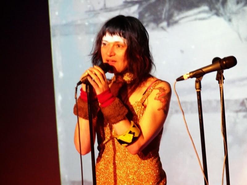 26.09.2014 Dortmund - Schauspielhaus: Marianne Dissard