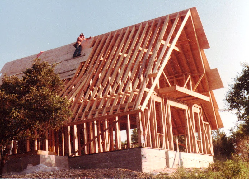 1980 81 Lake Austin Journal Chapter 8 Topping It Out