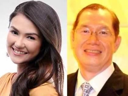 Angelica Panganiban and Dr. Eric Tayag on GGV this February 3