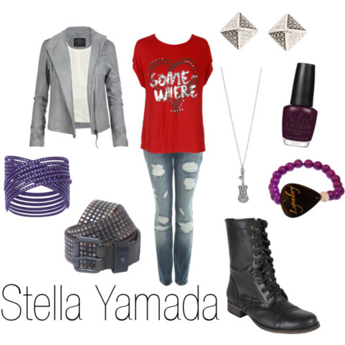 lemonade mouth stella outfits - photo #10