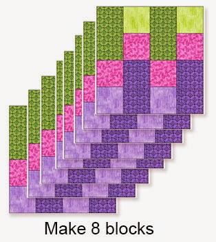 8 blocks to make