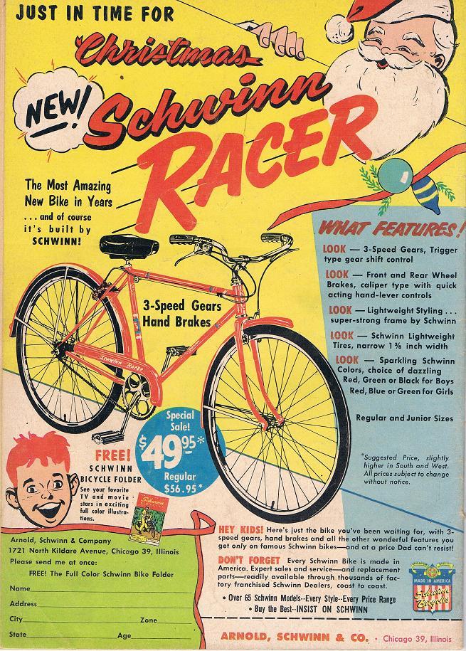 vintage schwinn bicycle : Target