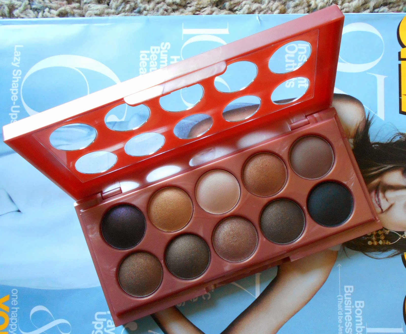 NYX Cosmetics Dream Catcher Palette in Dusk Til Dawn